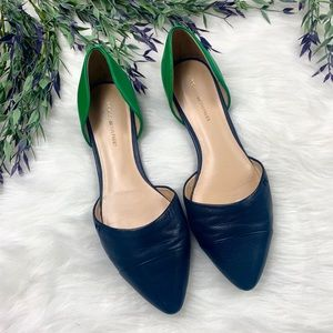 Tommy Hilfiger Pointed Toe Flats Twnaree3